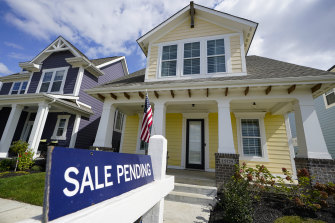 Record-low mortgage rates are driving demand in the housing market.