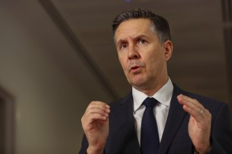 Opposition health spokesman Mark Butler has criticised the government's planned changes to Medicare items.