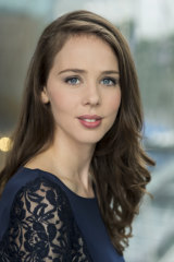 Anna Dowsley will perform part of Bach's Easter Oratorio.