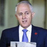 "Prime Minister Malcolm Turnbull said senator Fraser Anning's speech was ""appalling""."