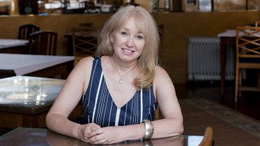 Paragon cafe business owner Robyn Parker.