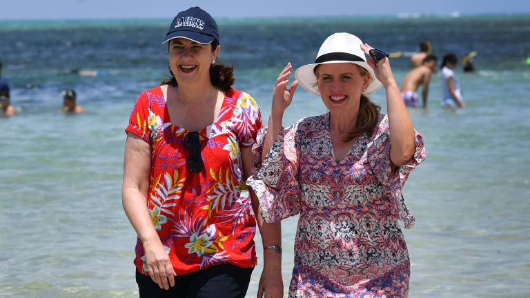 Is there vision in the policies for Queensland from our political leaders?