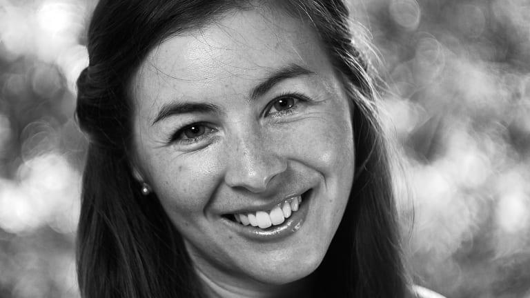 Young adult fiction author Michaela Daphne.