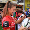 'Very deserving': Jillaroos see just reward in Nines World Cup pay equality