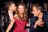 Josh, Liza and Charles from Younger.