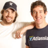 Aussie tech tycoons join world's richest after Atlassian soars