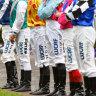 Jockeys to wear new breeches in Cup week after sponsor exit