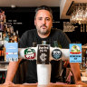 Trouble brewing: small suppliers fight to keep up as Victorians get back on the beers