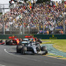 New target date for Australian Grand Prix: November 21
