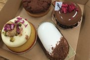 satnov17nsw maitland bakery food ; text by Sheriden Rhodes SUPPLIED Icky Sticky Patisserie