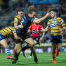 Cowboys' Coen Hess out for Maroons recall