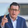 Andrews defends decision to ditch airport rail tunnel proposal