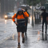 Wet weather to douse steamy south-east corner