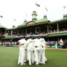Seven takes Cricket Australia to arbitration but court action could loom
