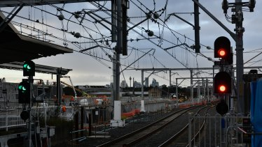 Just two of the 47 commuter car parks meant to be built at rail stations have been completed.
