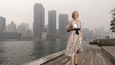 Zali Stegall is attempting to mobilise a bipartisan response to climate change in Parliament.