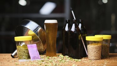 Home brew beer kits come with simple, step-by-step instructions that make the end product easy to attain.