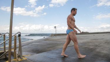 Sayonara: Long-serving Waratah Bernard Foley is leaving NSW.