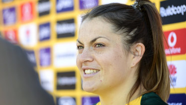 A first-ever series win is on the line for Grace Hamilton and the Wallaroos on Friday night.