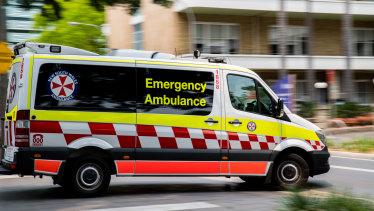 NSW paramedics say Sydney's metropolitan ambulance network is in crisis.