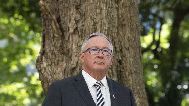 Mr Hazzard said the Queensland border rules were cruel.