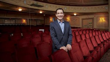 Melbourne music patron Michael Aquilina