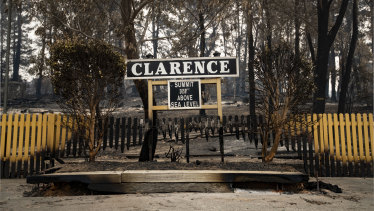The Gospers Mountain fire, which impacted Clarence on Christmas Eve, is finally under control.