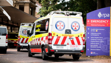 Paramedics will not bill transported patients as part of industrial action against the NSW wages freeze.