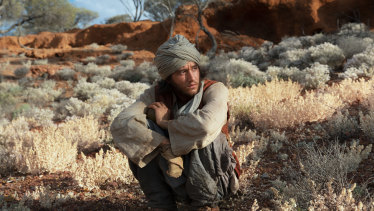 Ahmed Malek plays a young Afghan man brought to Australia as a cameleer.