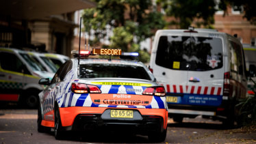 Surry Hills police officers took an average of four minutes and 34 seconds to respond to urgent calls reporting serious incidents.