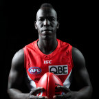 'I can't be in the position that I am and be quiet': Aliir shines light on racism