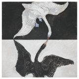 Hilma af Klint, Group IX/SUW, The swan, no 1 1914–15