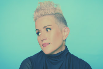 Katie Noonan reinvents songs of her youth.