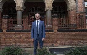TAFE NSW managing director Steffen Faurby.