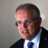 'A failing of character': Scott Morrison accuses Bill Shorten of insensitivity over resignations