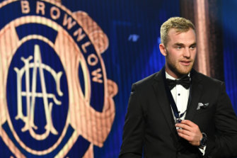 Wounded Brownlow Medal winner Tom Mitchell leaves a huge hole for Hawthorn
