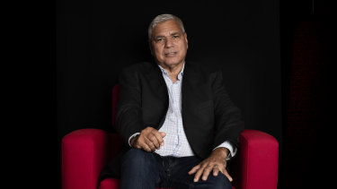 A company part-owned by Liberal candidate Warren Mundine received a $5 million government grant.