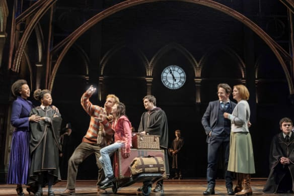 'You have to see it in Melbourne': What it took to host Harry Potter's stage debut