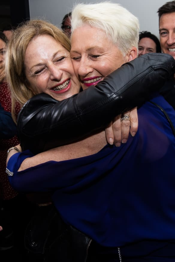 Independent's Day:Kerryn Phelps wins