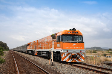 The Great Southern between Brisbane and Adelaide is Australia's newest luxury rail service.