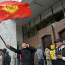 Elections annulled after protesters break into Kyrgyzstan parliament