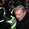 Court of Appeal judges tour St Patrick's ahead of Wednesday's Pell hearing