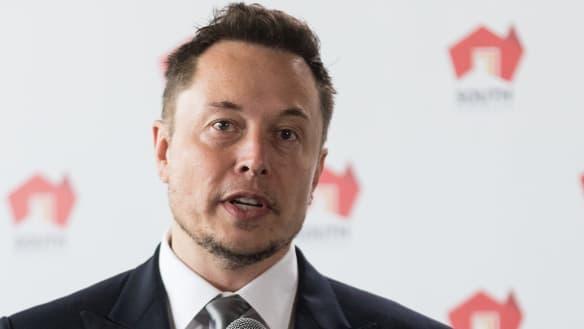 Elon Musk wants Australia to shake up its power grid