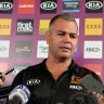 Seibold dismisses 'bizarre' report of Australia Day altercation