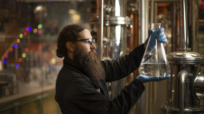 Craft brewer pivots to hand sanitiser as firms rise to virus challenge