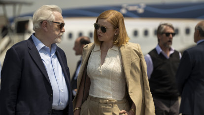 Don't expect a happy ending, Succession is sliding towards a bloodbath