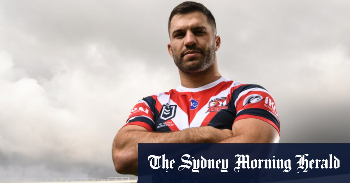 Looking after No.1: Tedesco set to remain with Roosters on $3.3m deal