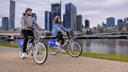 Yellow's out, blue's in: CityCycle gets a rebrand