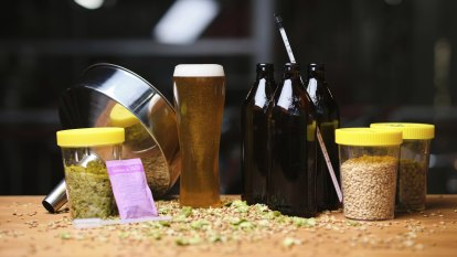 DIY beer: Heads and tales of a home brewing virgin