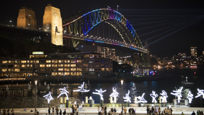 Vivid shines light on Sydney without the first night headaches